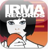 Icona ufficiale app irma records